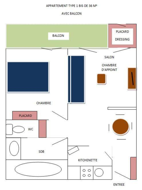 Appartement apparthotel locations de vacances roanne for Location apparthotel
