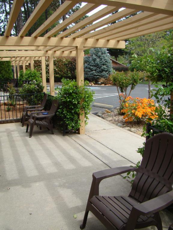 Ponderosa Gardens Motel Paradise Viamichelin Informatie En Online Reserveren