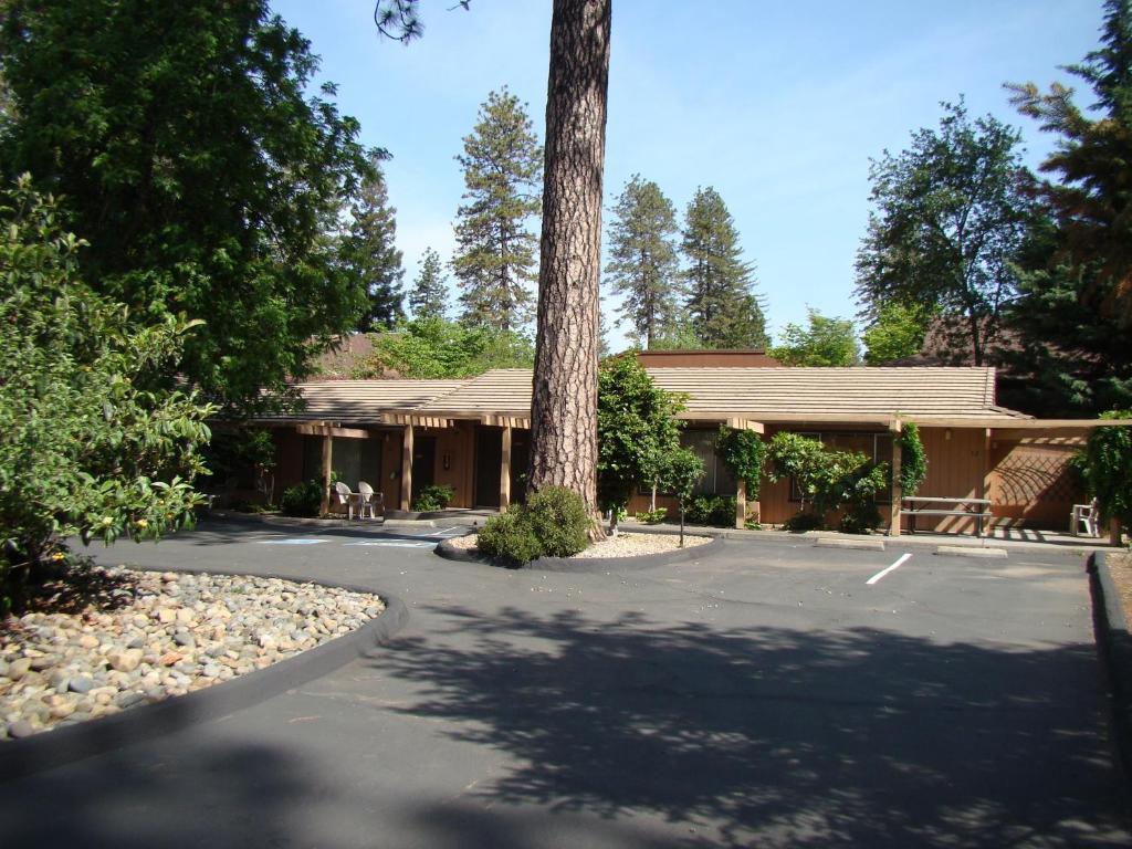 Ponderosa Gardens Motel R Servation Gratuite Sur Viamichelin