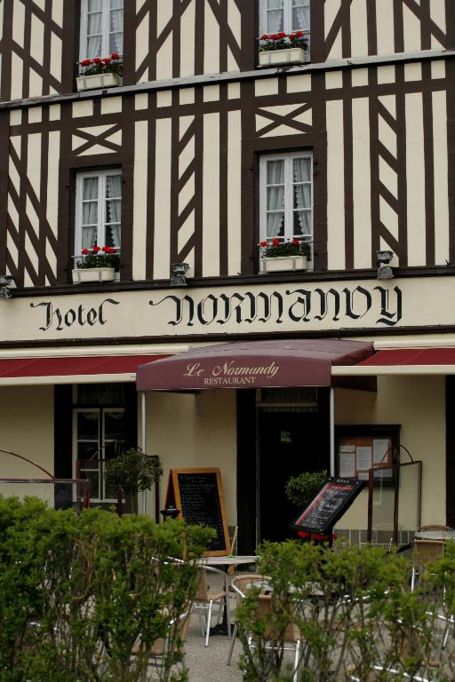 Hotel le normandy wissant for Appart hotel wissant