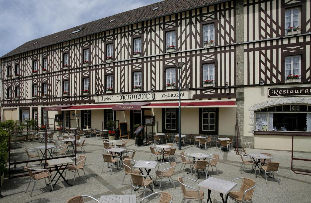Hotel Restaurant Normandy Wissant