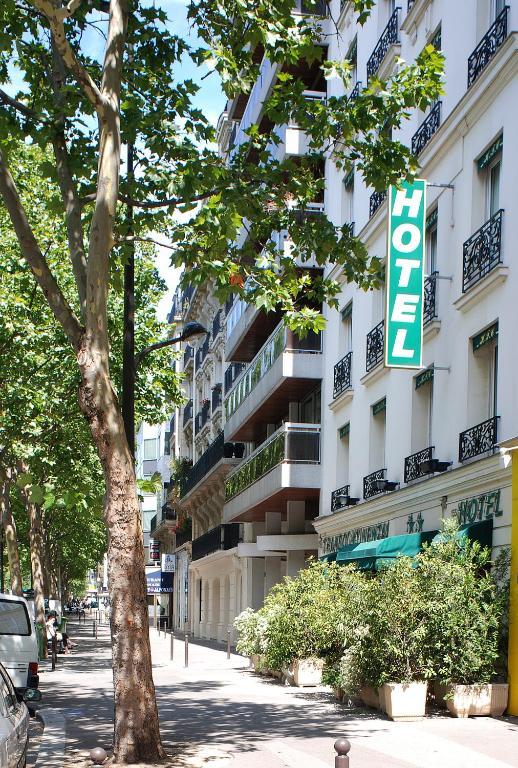 Hotel Transcontinental Paris