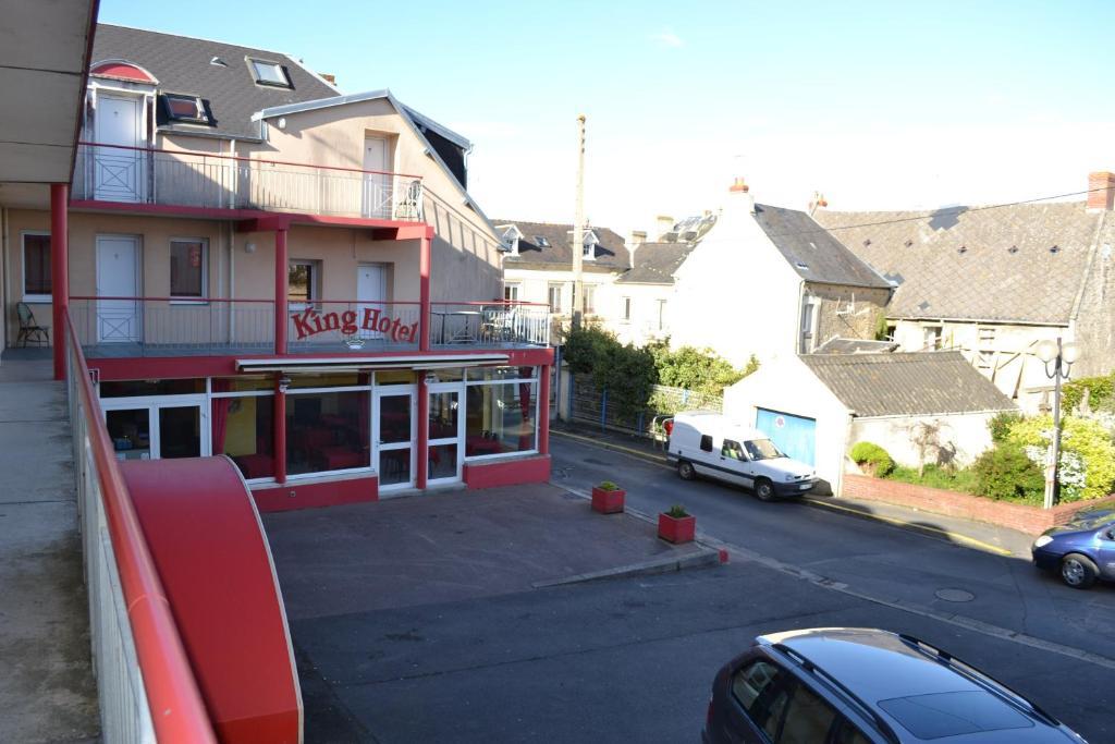 hotel eisenhower ex king h 244 tel port en bessin booking viamichelin
