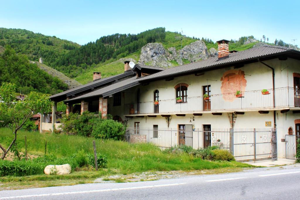 Hotel A Valdieri Italia