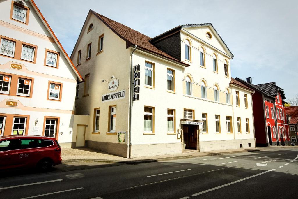 Hotels In Buren Deutschland