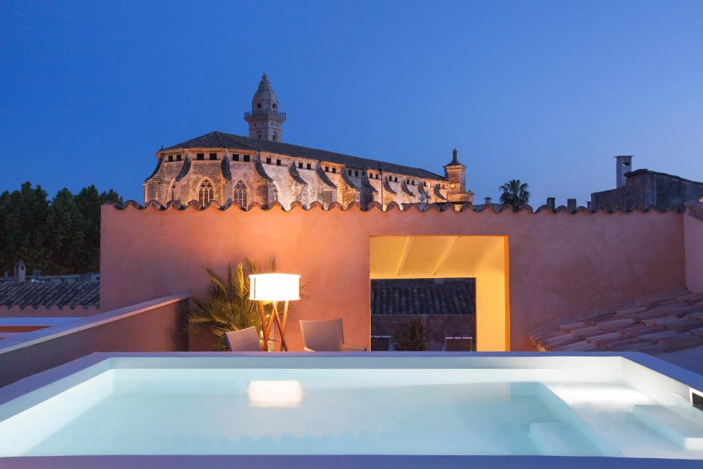 Boutique hotel posada terra santa palma de majorca for Design boutique hotels mallorca