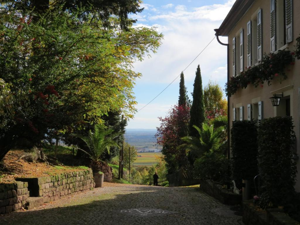 Hotel Pension Weinberg Mit Landhaus Nizza Gleisweiler