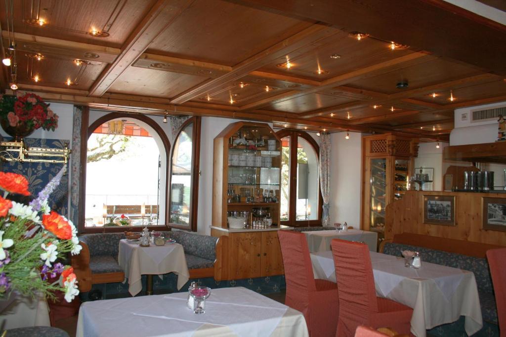 Hotel Cafe Restaurant An Der Seepromenade