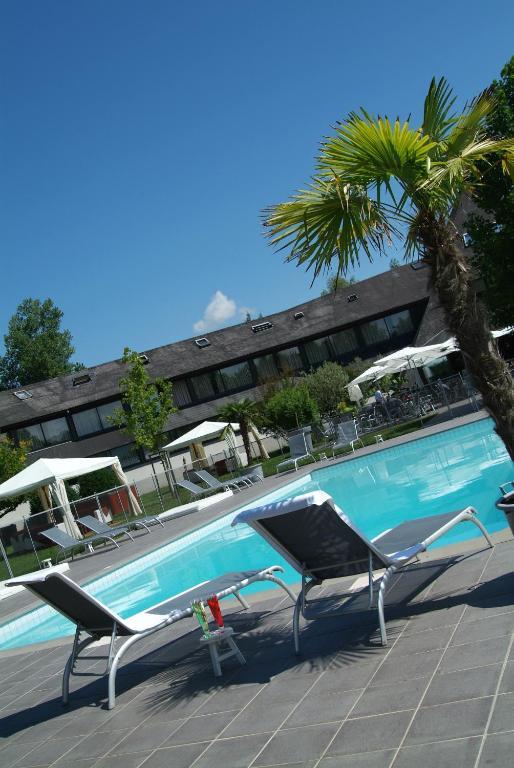 Hotel Avec Piscine Chambery