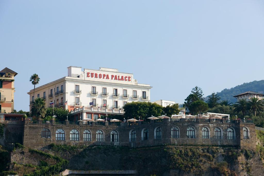 Grand Hotel Europa Palace Sorrento Reviews