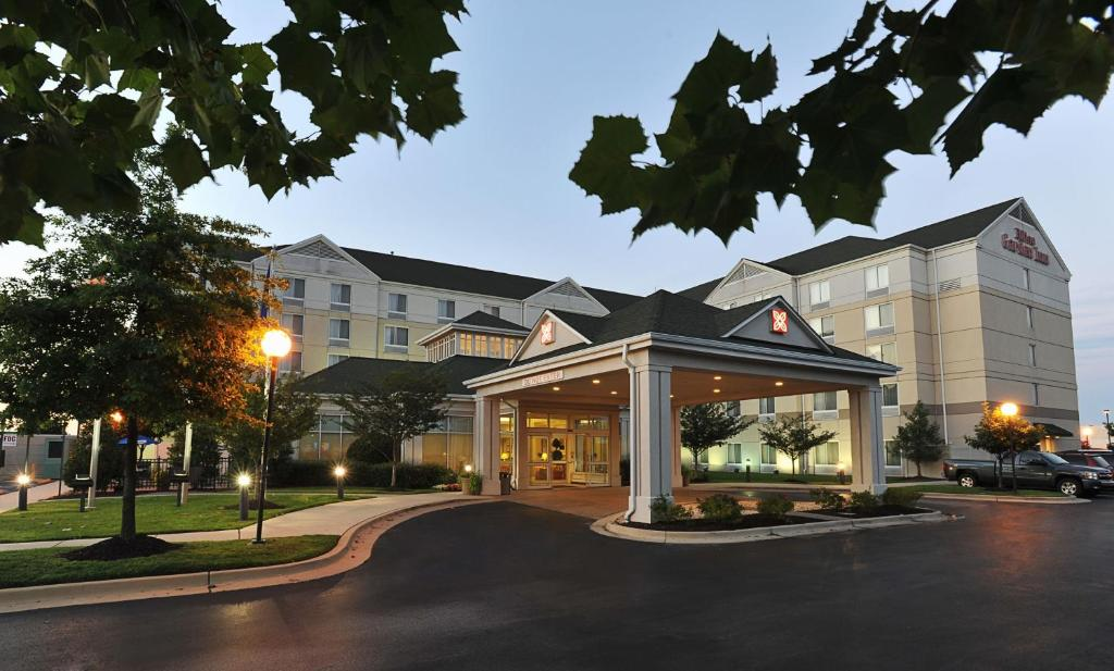 Hilton Garden Inn Bwi Airport Linthicum Book Your Hotel With Viamichelin