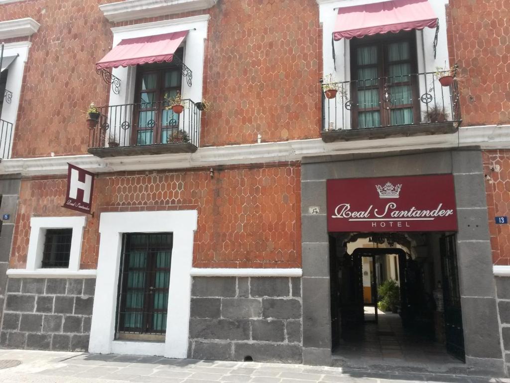 Hotel Real Santander M Xico Puebla Booking Com # Ad Hoc Muebles Puebla