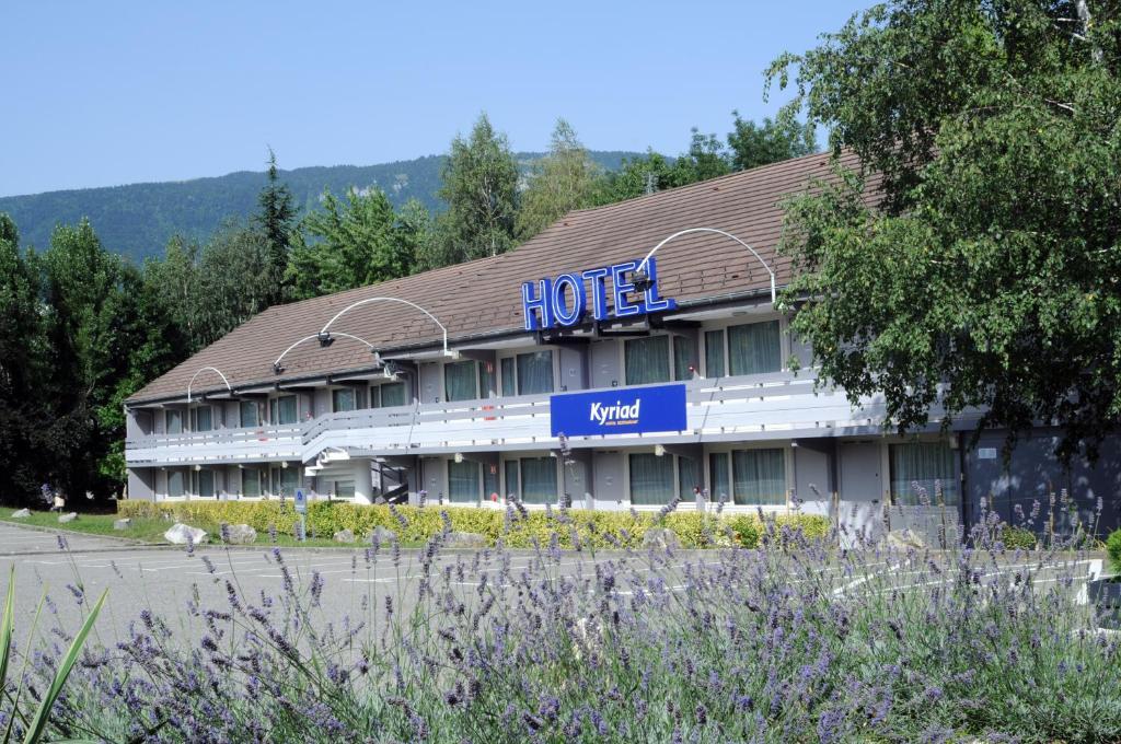 Hotel Restaurant Kyriad Bellegarde
