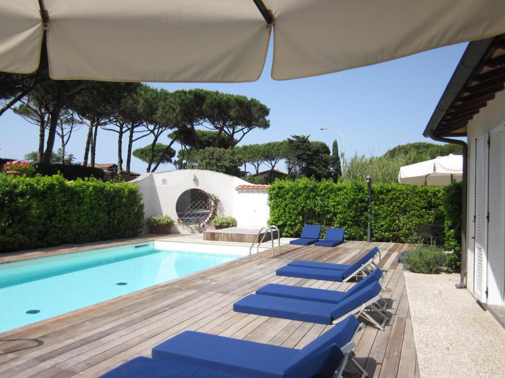 Rent a house in Monte Argentario on the shore