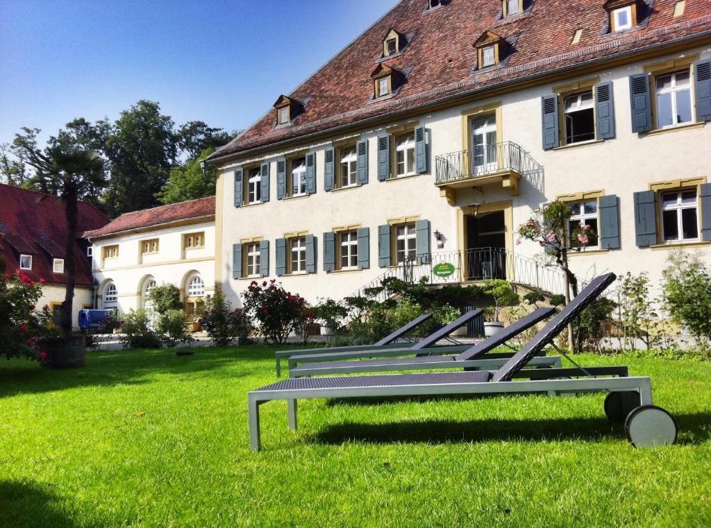 Hotel Schloss Heinsheim Bad Rappenau Deutschland
