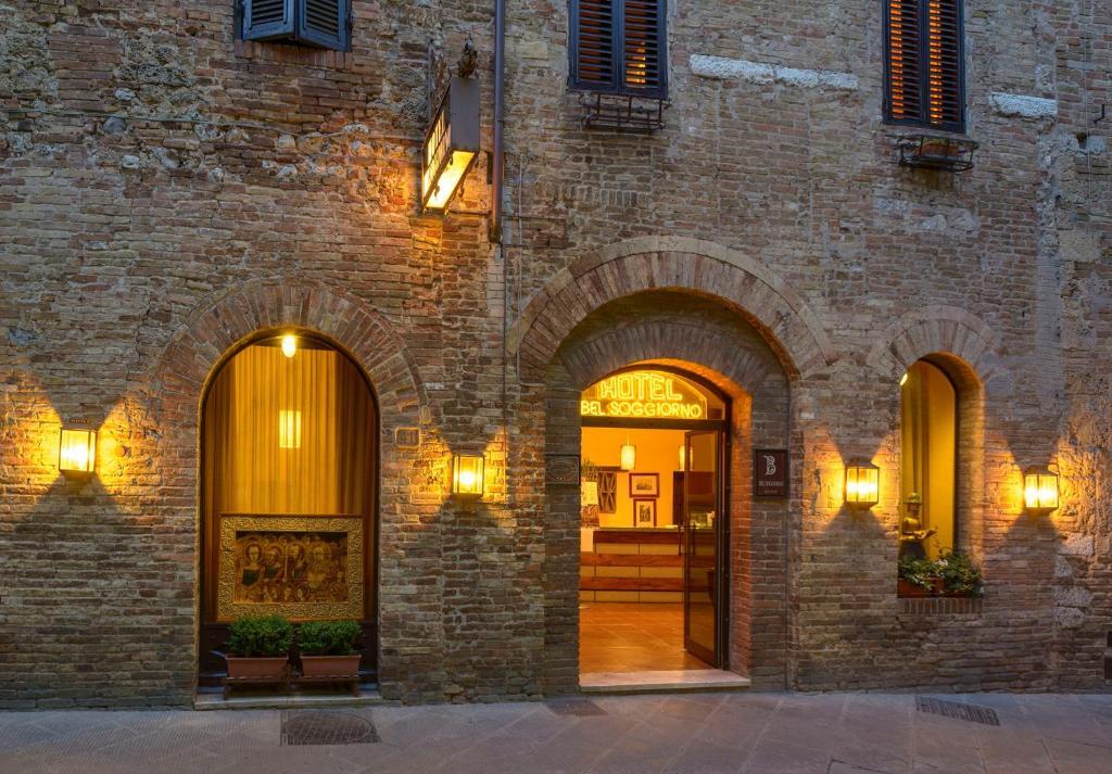 Hotel bel soggiorno san gimignano prenotazione on line for Hotel bel soggiorno toscolano maderno