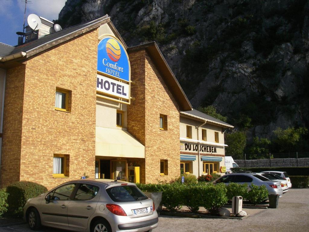 Comfort hotel grenoble saint egr ve for Hotels grenoble