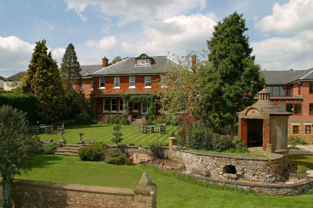 Best Western Sysonby Knoll Hotel Melton Mowbray