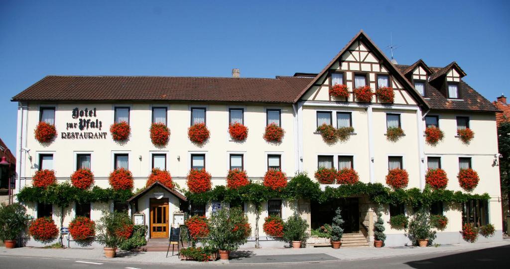 Hotel Zur Pfalz Kandel Restaurant