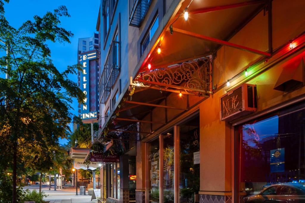 Belltown Inn Seattle Book Your Hotel With Viamichelin