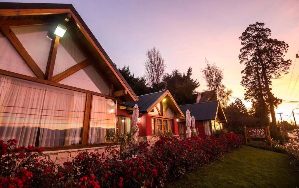 Lagos del sur apart suites san carlos de bariloche for Carlos house lagos