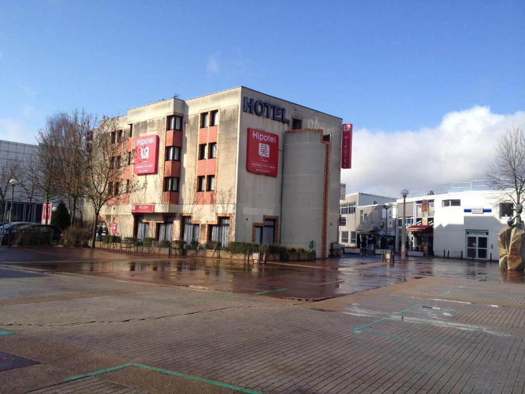 Hotel Noisiel Gare