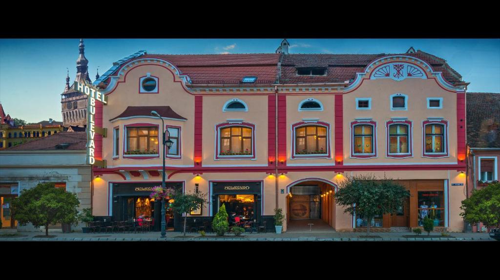 Sighisoara Hotels Booking