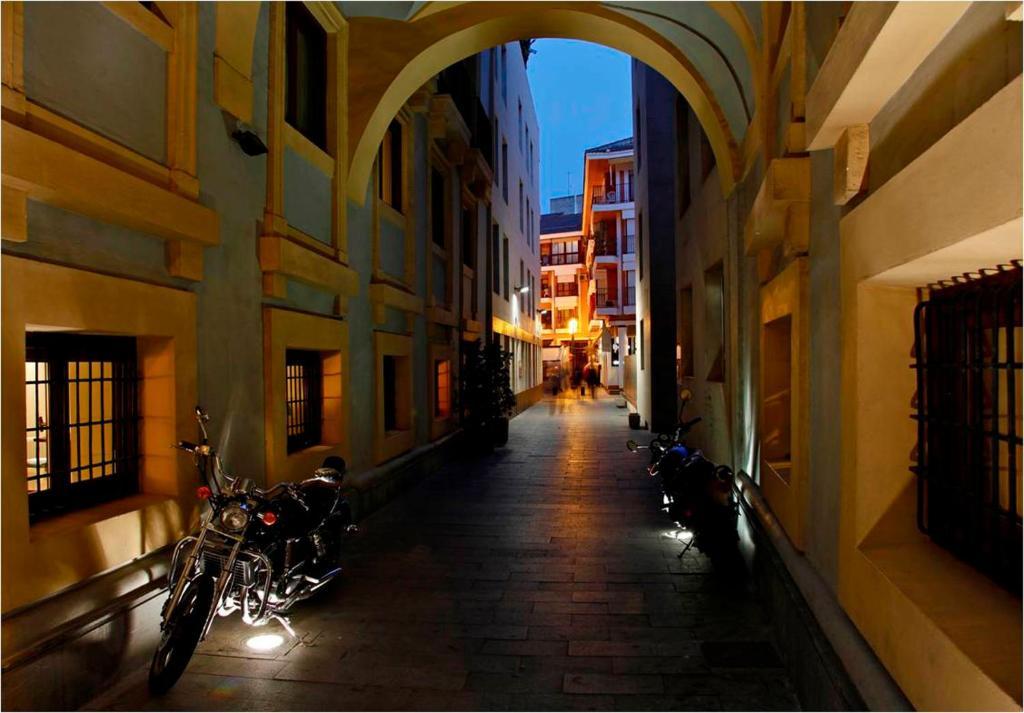 Hotel Arco De San Juan Murcia