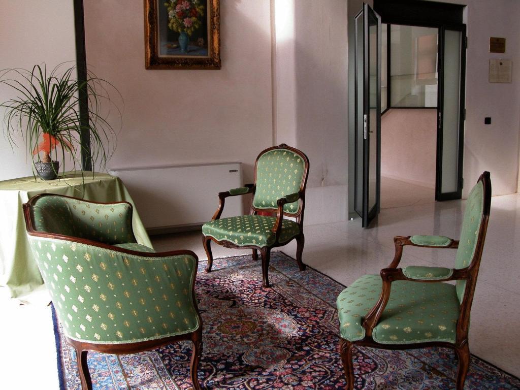 Hotel Villa Alessia Palidano