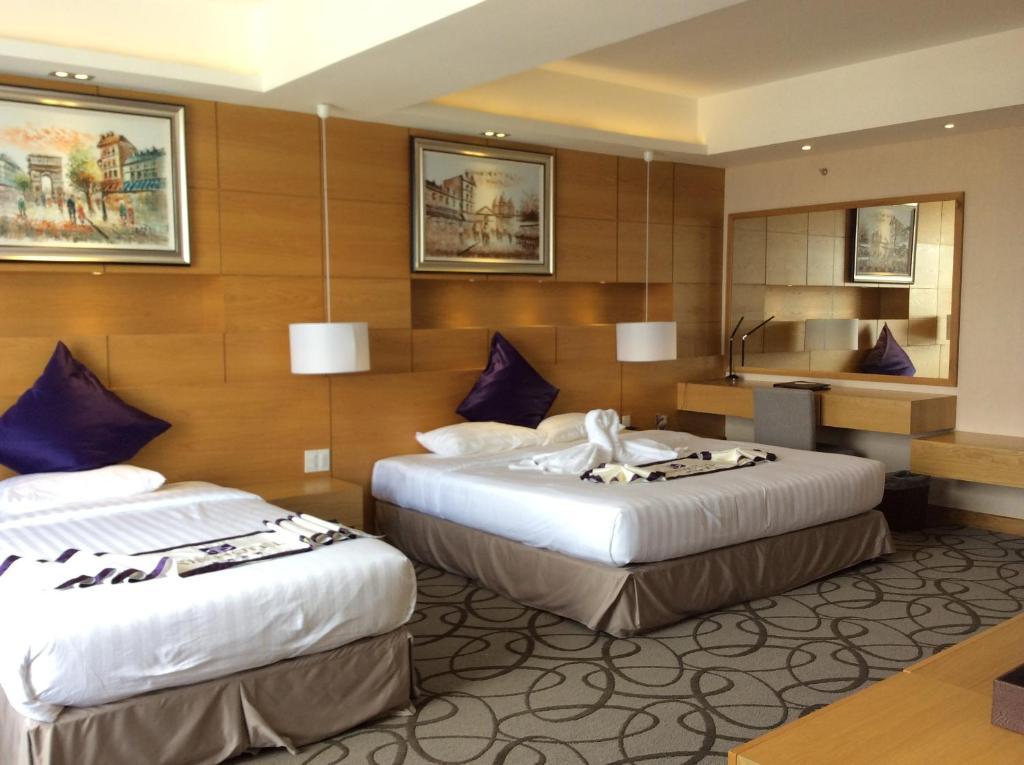 Suite Với Bồn Tắm Spa