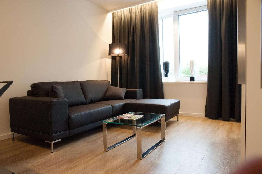 Appart 39 hotel urban lodge esneux informationen und for Appart hotel 45