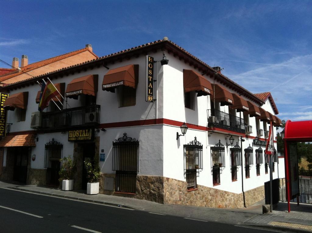 Hostal Paracuellos, Paracuellos de Jarama – Cập nhật Giá năm ...