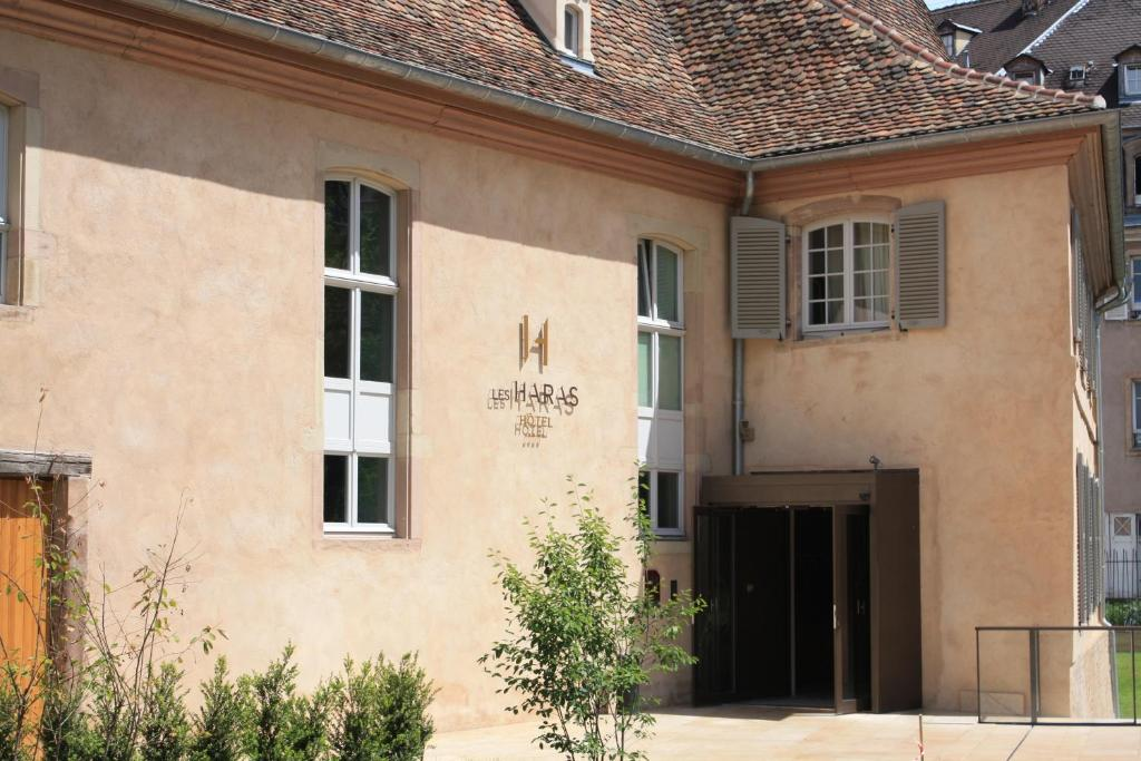 H tel les haras strasbourg book your hotel with viamichelin - Hotel des haras strasbourg ...