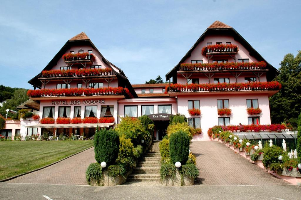 Hotel Restaurant Vosges Alsace