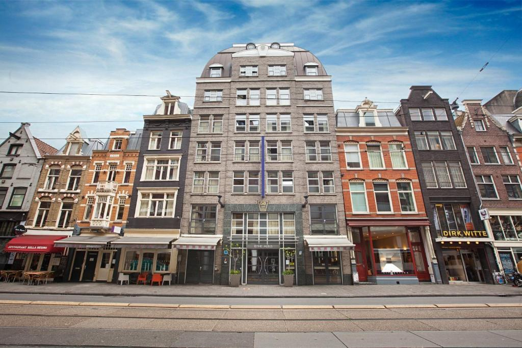 Albus hotel amsterdam city centre amsterdam for City hotel amsterdam