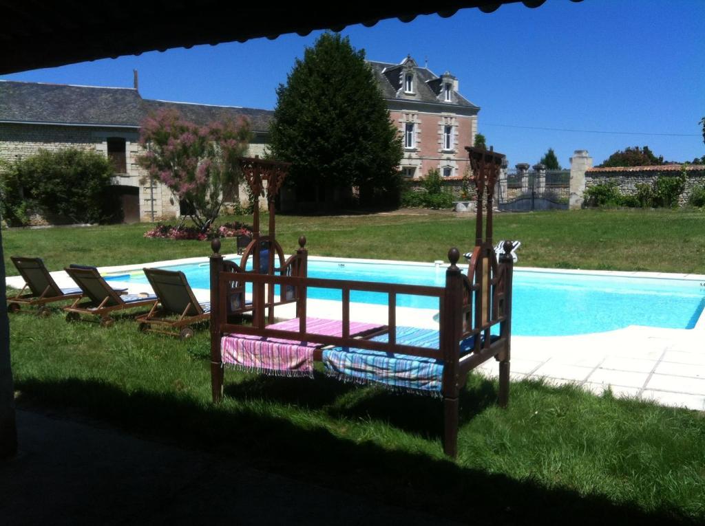 Villa avec piscine r servation gratuite sur viamichelin for Hotel avec piscine privative