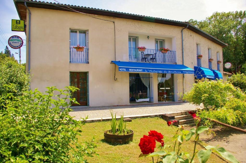 logis l 39 auberge du brulhois astaffort online booking ForLogis De France Toulouse