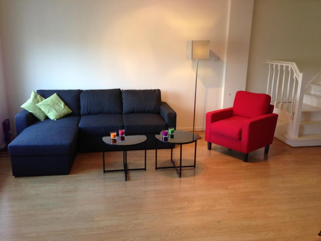 Appartement antwerp penthouse (belgië antwerpen)   booking.com