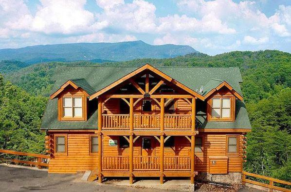 Big Timber Lodge By Sugar Maple Cabins Cove Creek