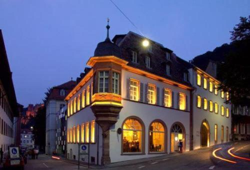 Arthotel heidelberg r servation gratuite sur viamichelin for Design hotel heidelberg