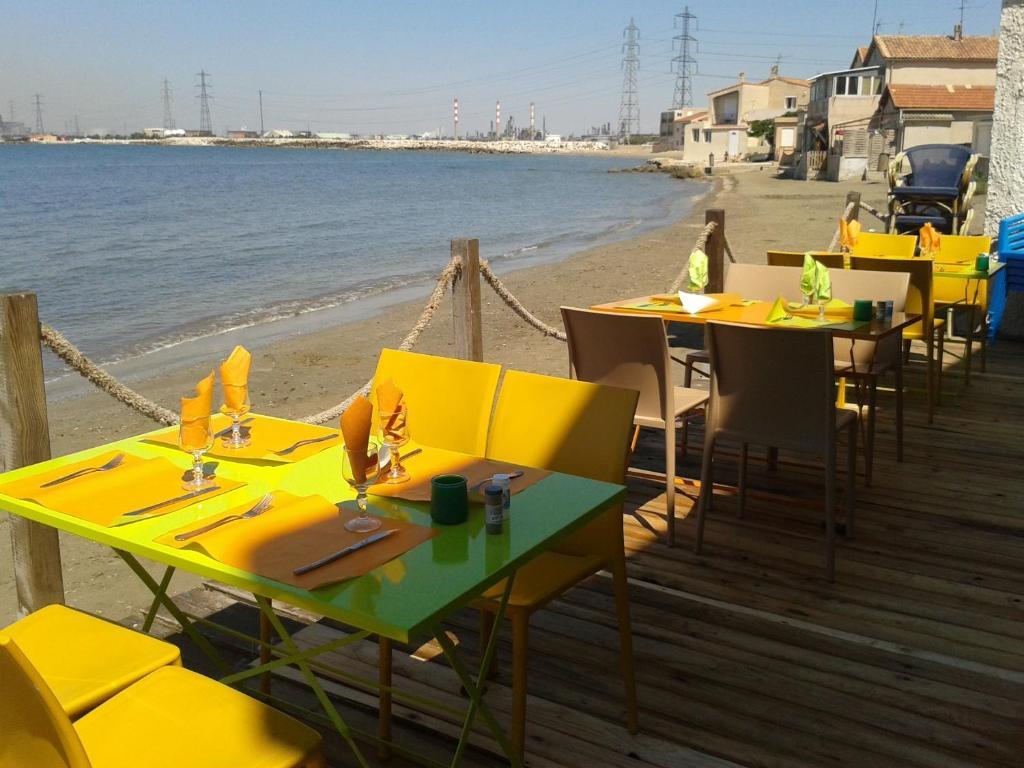 Hotel Mediterranee Fos Sur Mer