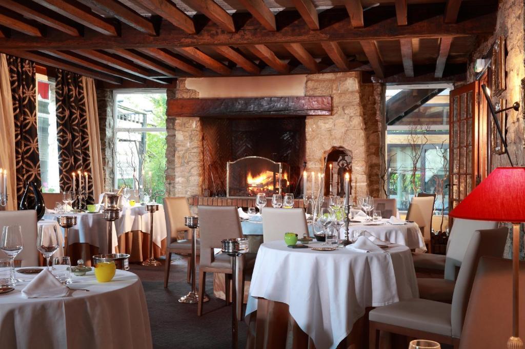 Auberge à la Bonne Idée SaintJean aux Bois ~ Restaurant Saint Jean Aux Bois