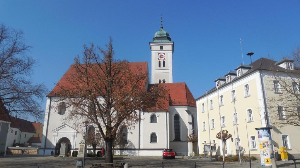 Hotels In Pfreimd Deutschland