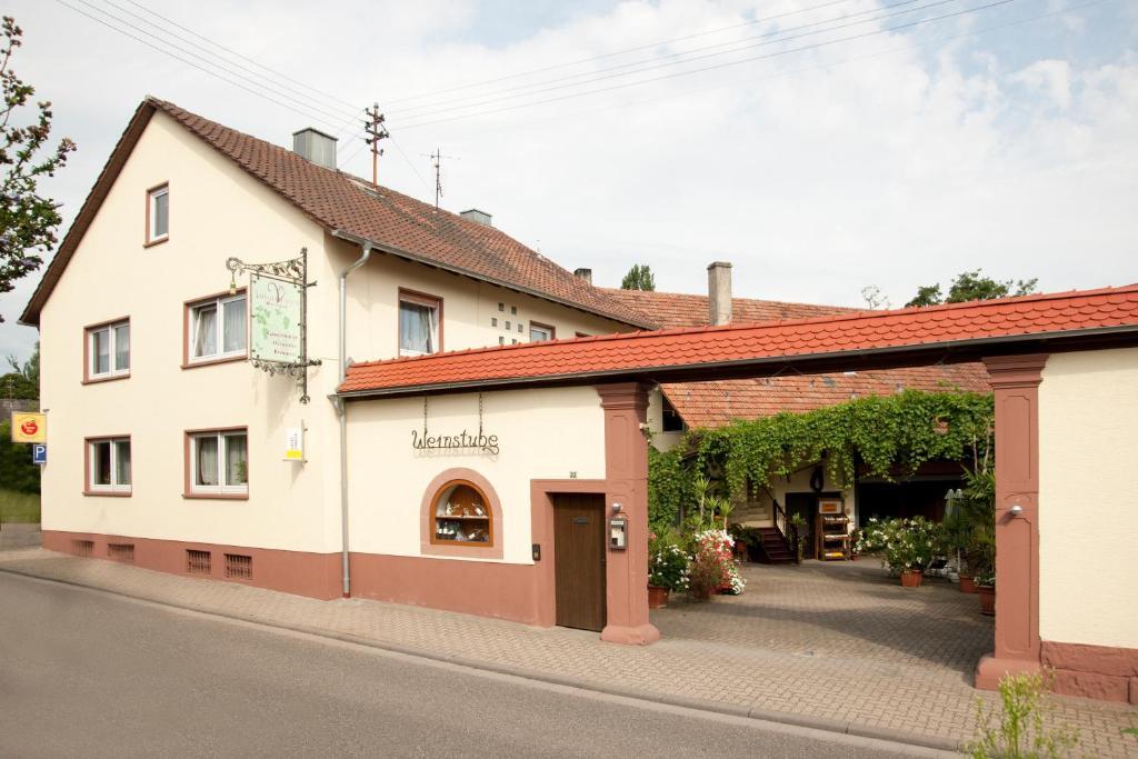 Weingut und g stehaus vongerichten wissembourg book for Hotels wissembourg