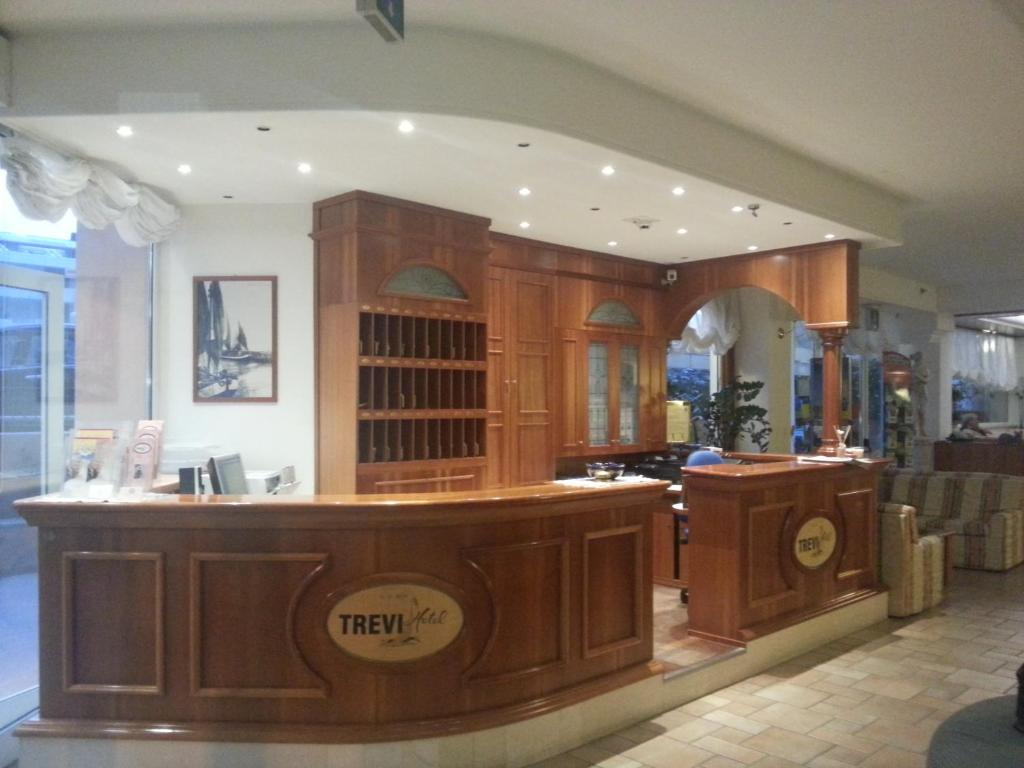 Hotel trevi riccione riccione prenotazione on line viamichelin - Bagno 99 riccione ...