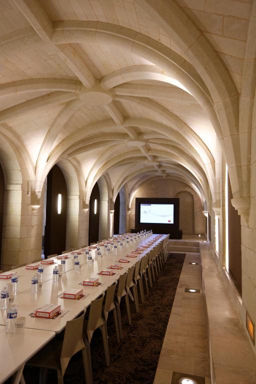 Fontevraud l 39 h tel chouz sur loire book your hotel with viamichelin - Hotel abbaye de fontevraud ...