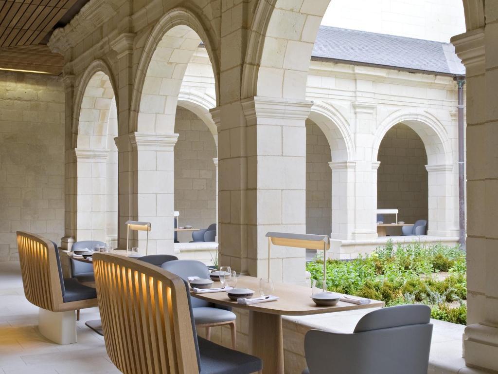 Fontevraud l 39 h tel fontevraud l 39 abbaye for Hotel design loire