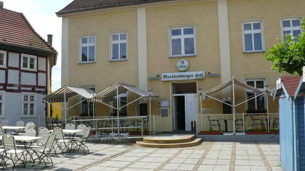 Hotel Mecklenburger Hof