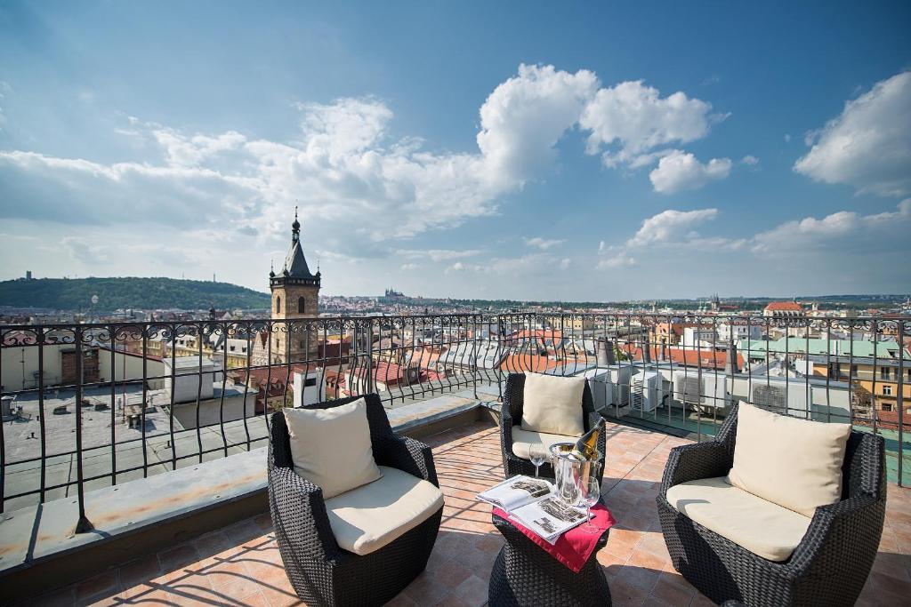 Prague Transfert Aeroport Hotel