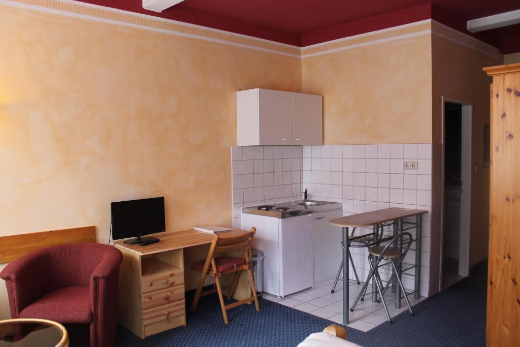 city apartment hotel hamburg r servation gratuite sur viamichelin. Black Bedroom Furniture Sets. Home Design Ideas